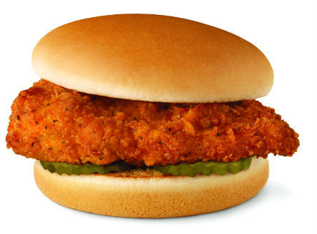 Chick-fil-A Spicy Chicke…